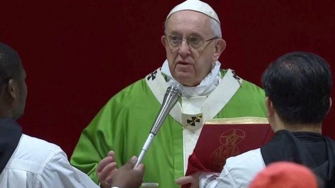 popiežius