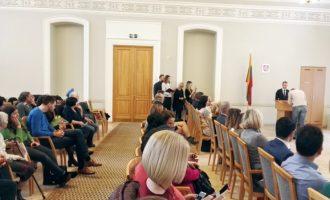 Kovo 5 dieną Lietuvos Respublikai prisiekė ir tapo jos piliečiais 30 asmenų
