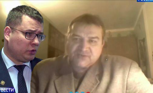 L. Kasčiūnas kreipėsi į prokuratūrą dėl G. Grabausko galimai skleidžiamo šmeižto Rusijos TV apie  Joną Žemaitį-Vytautą
