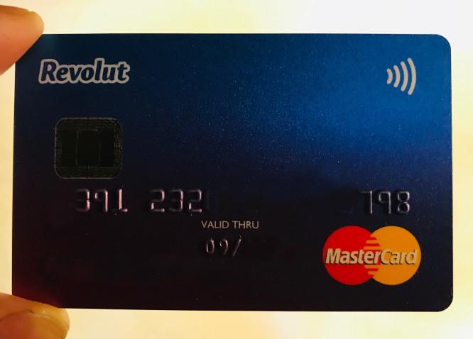 Reolut kortelė