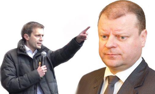 Žurnalisto Andriaus Tapino skundą prieš Seimo Etikos ir procedūrų komisiją nagrinės teismas