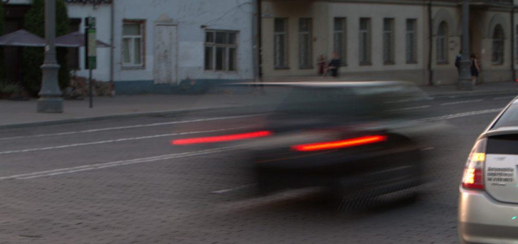 Už perėjoje nutrenktą mažametį teismo bausmė vairuotojui