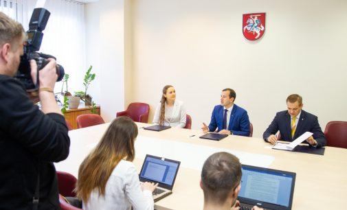 IT talentus vystysime ne Lietuvoje – stengsimės pritraukti iš užsienio pagreitinta tvarka
