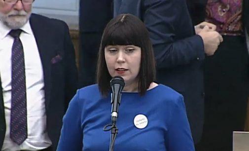 """Seimas komandiravo D. Šakalienę į tarptautinę konferenciją """"MeToo judėjimas, jo mastas ir poveikis"""""""