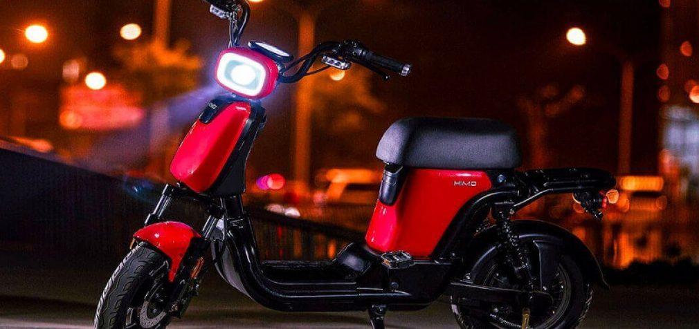 Elektrinis Xiaomi mopedas yra pigesnis, nei daugelis dviračių
