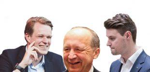 Seimo konservatoriai ragina nušalinti Stasį Jakeliūną nuo krizės tyrimo komisijos pirmininko pareigų