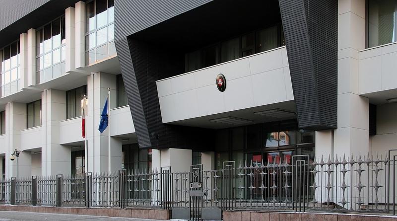 Lietuvos ambasada Maskvoje