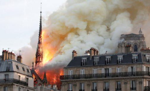 Dosnumas: Pinault davė Dievo Motinos katedros atstatymui 100 mln, o Arno – 200 mln eurų