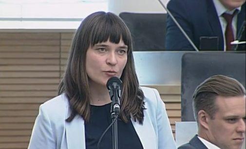 Seimo konservatorės pateiktas privalomo vaikų skiepijimo projektas Seime nepraėjo
