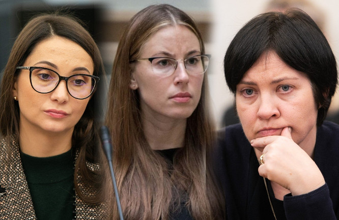 Alina Jakavonienė, Agneta Skardžiuvienė, Edita Žiobienė