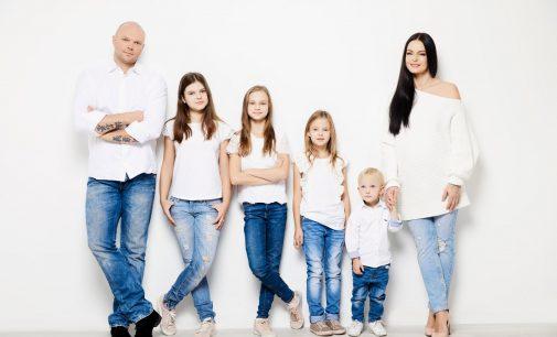Birželio 8 dieną Tradicinių šeimų eitynės Bernardinų sode Vilniuje