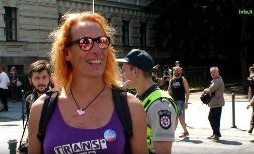Transeksualumas išbrauktas iš pasaulio psichinių ligų sąrašo