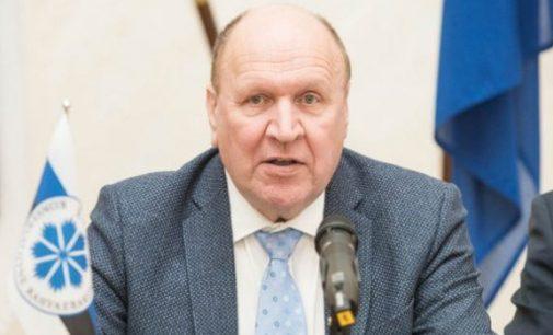Estijos VRM ministras Martas Helme, pavadinęs Baideną korupcionieriumi – atsistatydino, bet savo žodžių neatsisakė