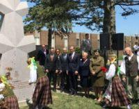 JAV atidengtas paminklas lietuviui sukėlė diplomatinį skandalą
