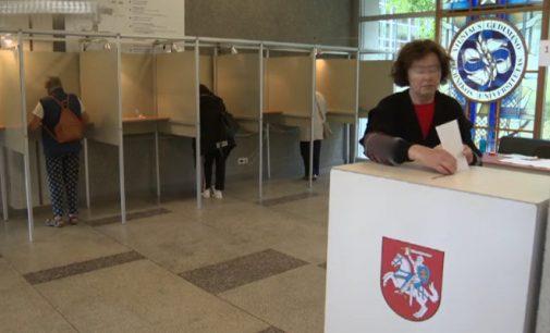 Liberalai siūlo 1 vienmandatę apygardą Seimo rinkimuose skirti pasaulio lietuviams