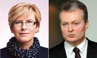 G.Nausėda nustumiamas nuo valdymo: Pasirengime Europos vadovų susitikimui dalyvavo I. Šimonytė