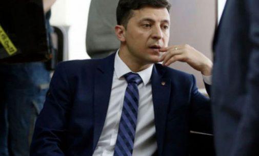 """""""Pirmiausia – deputatų neliečiamybės panaikinimas"""", – sako Volodimiras Zelenskis"""