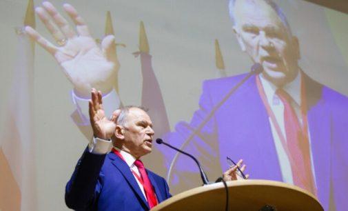 """Vytenis Andriukaitis: """"valstietis"""" R. Karbauskis labai išsigando"""