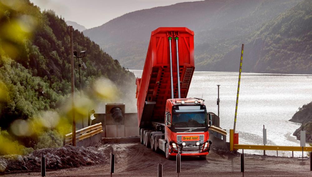 Autonominis Vilvo FH sunkvežimis