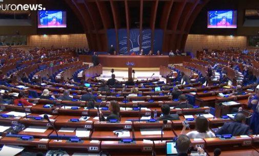Rusija gali grįžti į ET parlamentinę asamblėją