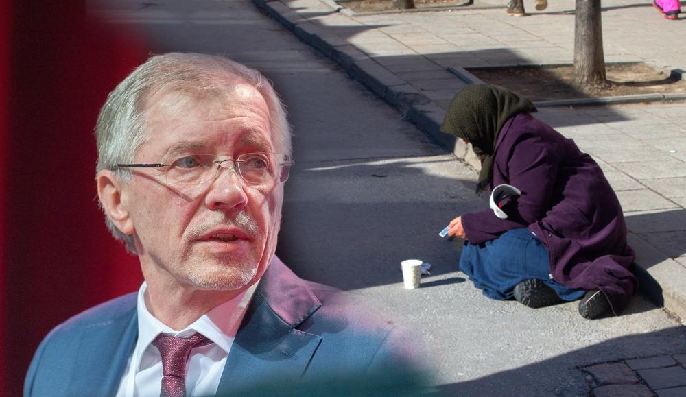 Gediminas Kirkilas ir skurdas