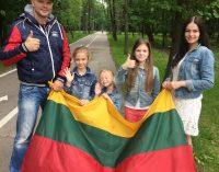 Tradicinių šeimų eitynės Bernardinų sode prasidės šiandien 12.00 valandą. Galimi netikėtumai