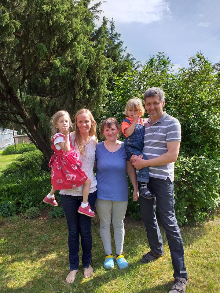 Kručinskų šeima