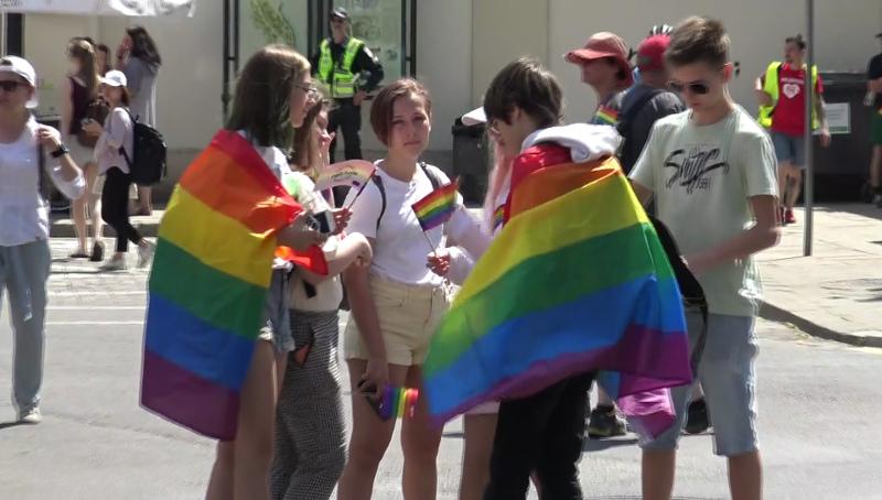 LGBT parado įžanga | infa.lt