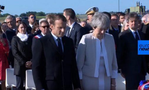 "Normandijoje ""Diena D"" minima be V. Putino [video]"