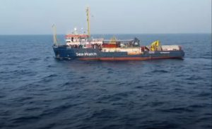 Sea Watch laivas
