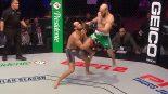 Trumpiausia kova: kovotojas iš Rusijos per 10 sekundžių nokautavo amerikietį [video]