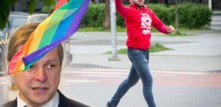 """Seimo konservatorius kaltina Vilnius merą nutylint """"profesionaliu gėjumi"""" prisistatančio bendrapartiečio priekabiavimo faktą"""