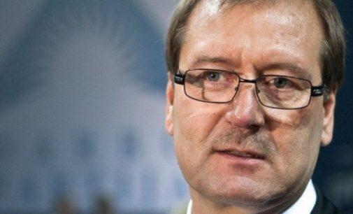 Viktoras Uspaskich. Didžiausia grėsmė Europai yra Dalia Grybauskaitė!