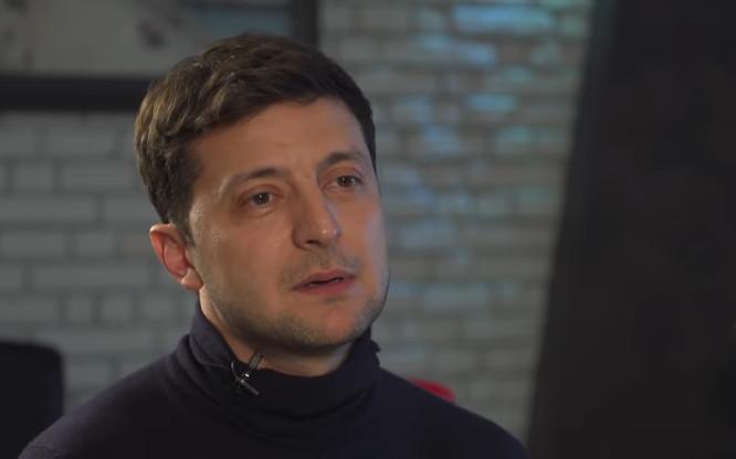 Volodimiras Zelenskis