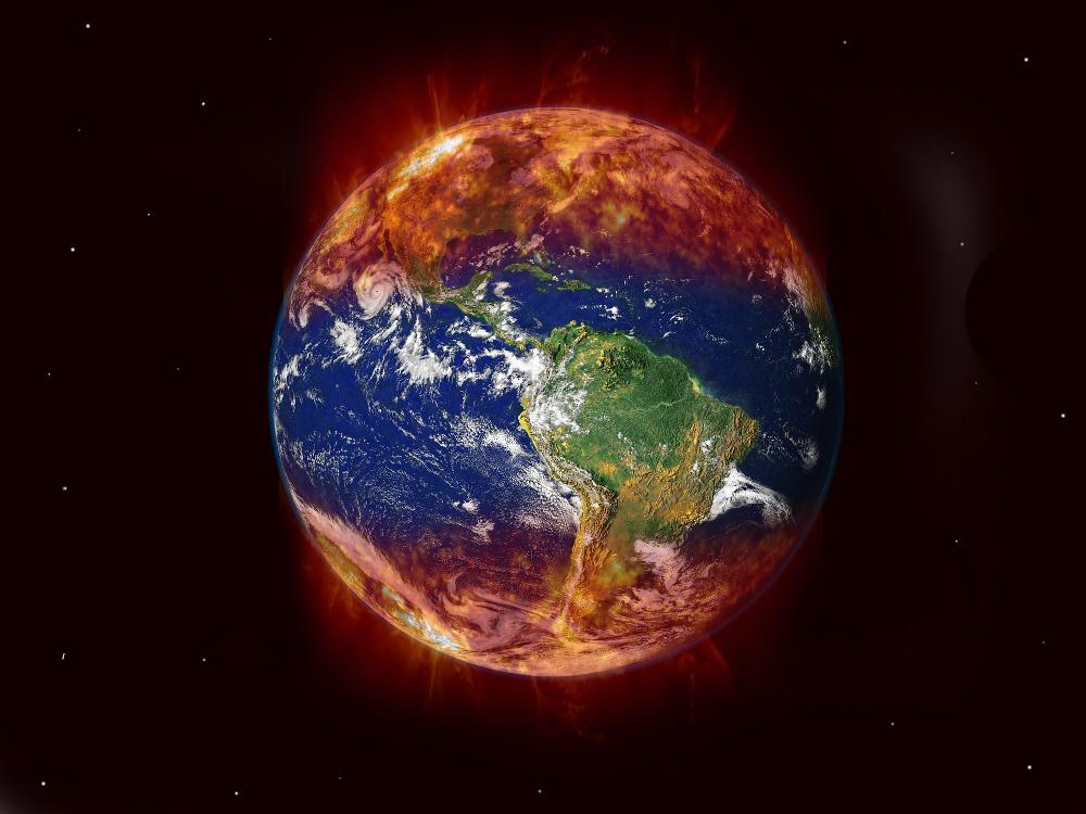 Žemė - globalus atšilimas
