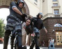 Areštai ir guminės lazdos Maskvoje gali duoti netikėtą rezultatą