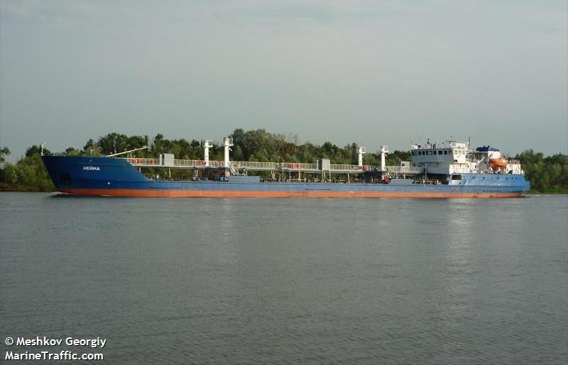 Rusijos tanklaivis NEYMA