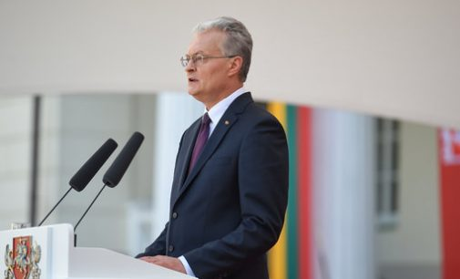Prezidento siūlymuose Seimo rudens sesijai – žingsniai gerovės valstybės link