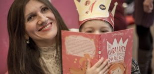 """Knygų vaikams rašytoja Jolita Zykutė: ,,Esu rami, kol galiu galvoti lietuviškai"""""""