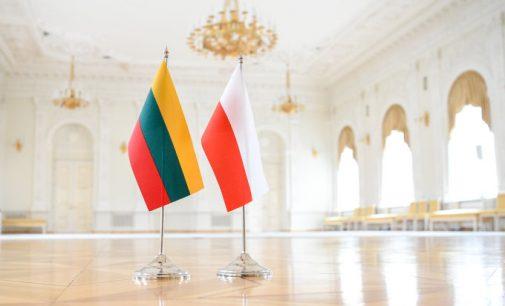 Prezidentas Gitanas Nausėda su pirmuoju oficialiu vizitu vyks į Lenkiją