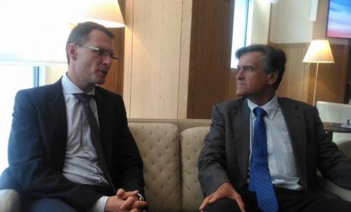 Lietuvos teisingumo ministras ieškojo Briuselyje pagalbos nuo Rusijos teisminio persekiojimo