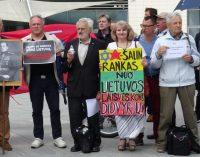 Liberalios Laisvės partijos iniciatyva Kazio Škirpos vardo alėja pervadinta į Trispalvės