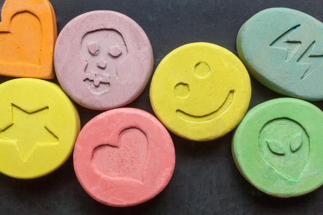 Narkotikai, ekstazi