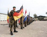 Rukloje vyks NATO Priešakinių pajėgų kovinės grupės vadų pasikeitimo ceremonija