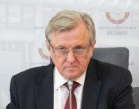 """""""Lietuvai reikalingas krikščioniškų vertybių sugrįžimas į viešąjį gyvenimą"""", – teigia Seimo narys Rimantas Dagys"""
