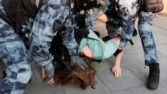 Sulaikymas Maskvoje liepos 27