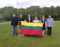 Visi šeši Lietuvos moksleiviai Tarptautinėje matematikos olimpiadoje pelnė apdovanojimus