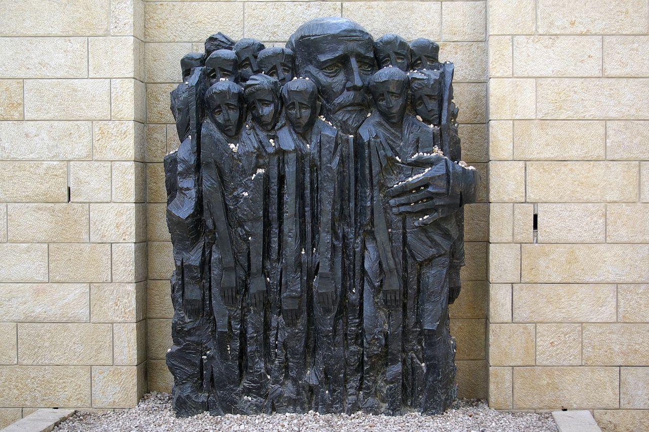 Yrad Vashem memorialas Janušui Koračui ir vaikams atminti