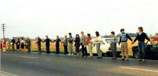 Zigmas Vaišvila. Baltijos kelias – tai buvo reiškinys