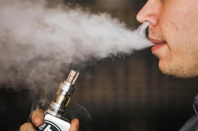 Elektroninė cigaretė - veipas